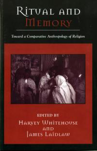 Ritual and memory toward a comparative anthropology of religion